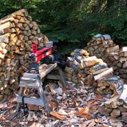 Jak usprawnić przygotowanie drewna kominkowego?