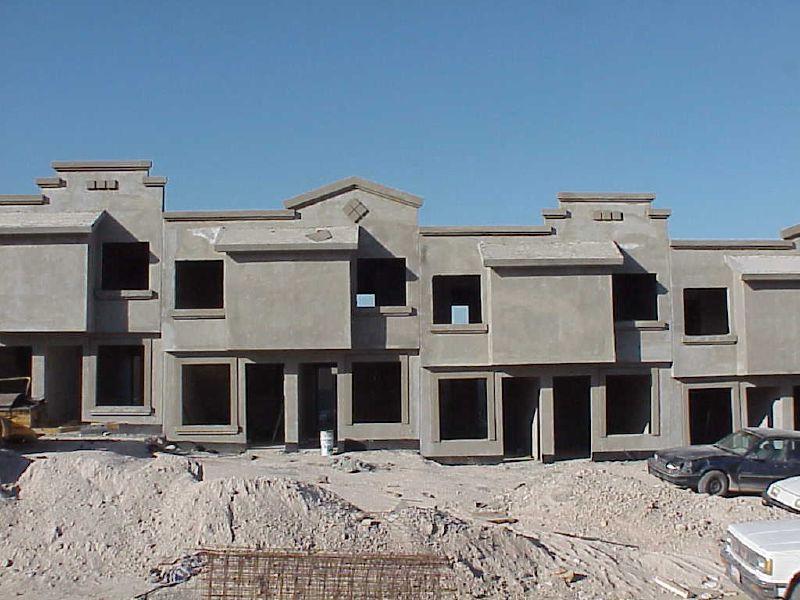 dom z prefabrykatów