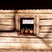 Drewno – surowiec w stylu rustykalnym